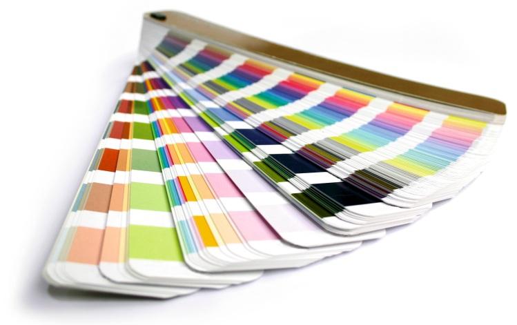 Pantone Colour Deck